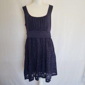 Maitai eyelet  dress.  Size 3X